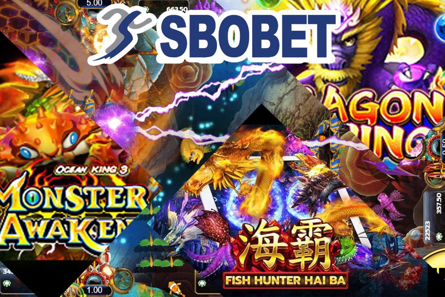 เกมส์ยิงปลาของ Sbobet